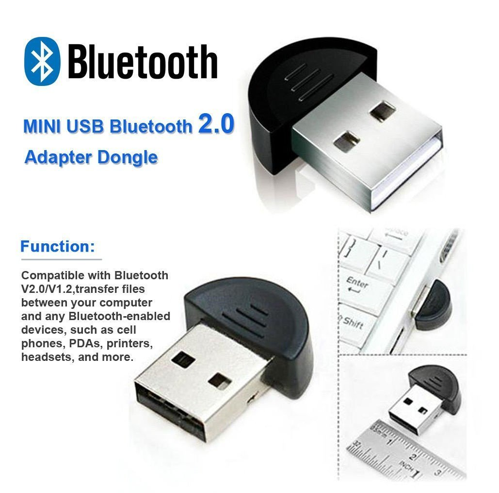 bluetooth 2x mini usb wireless adapter. Black Bedroom Furniture Sets. Home Design Ideas