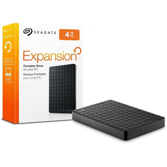 Seagate 4tb expansion portable external hard drive for Hdd esterno 4 tb